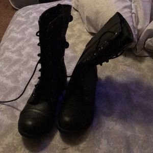 Shoes - Combat boot